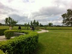 chateau visiting leognan