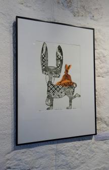 Artist Maud Langlois