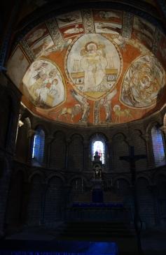 Ethereal Dome of Saint-Sauveur