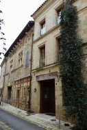 Pretty Street in Saint Macaire