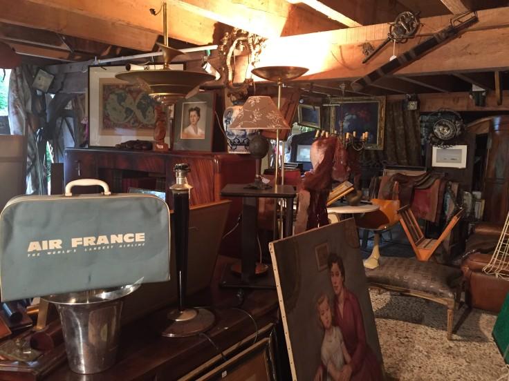 breche antiques