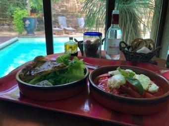Spa Latour Lunch